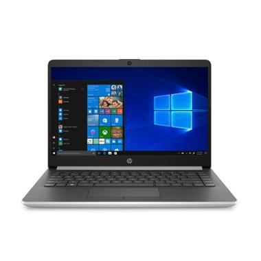 harga HP 14S-CF2009TX Laptop - Silver  [i7-10510U-D-RD530/ 2GB/ 512 GB SSD/ 8GB/ Win 10/ 14 Inch FHD] Blibli.com