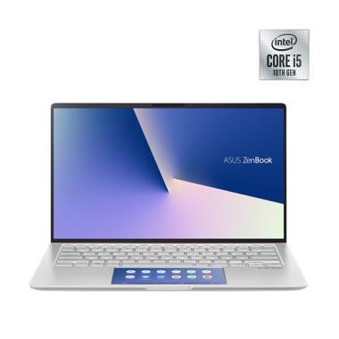 harga Asus UX434FAC-A502T Zenbook Classic Notebook - Silver [14 inch/ I5-10210U/ UMA/ 8G/ 512G PCIeX2/ FHD SPAD] Blibli.com
