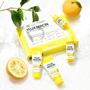 harga SOMEBYMI Yuja Niacin 30 Days Brightening Starter Kit [4 Items] Blibli.com