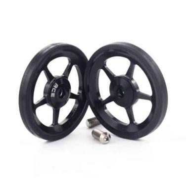 harga Ace Easywheel Brompton Trifold Aceoffix Easy Wheel Roda Blibli.com