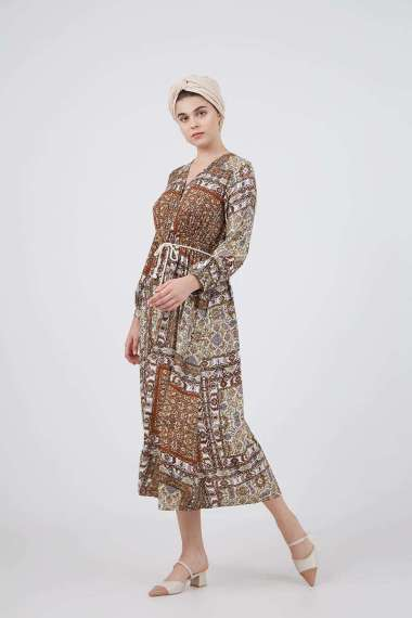 Berrybenka Hyori Button Dress