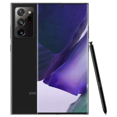 Samsung Galaxy Note20 Ultra 8/256GB - Garansi Resmi Mystic Black