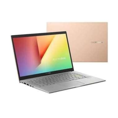 harga ASUS K413FA-EK303T i3 10110U 8GB 512ssd 14.0FHD BL W10 - HEARTY GOLD Blibli.com