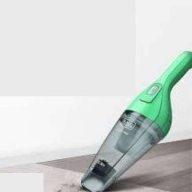 Black+Decker Dustbuster Vacuum Cleaner Handy 3.6V (NVB115JM-B1) HIJAU