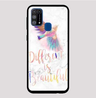 harga Hardcase Samsung Galaxy M10, M20, M21, M30, M30S, M31 Case Different is Beautiful FF5137 16 combine Samsung Galaxy M30s Blibli.com