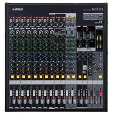 harga Mixer YAMAHA MGP16X MGP 16X MGP 16 X MGP16 X ORIGINAL Mixing Console YAMAHA MGP16X ORIGINAL Garansi Resmi Blibli.com