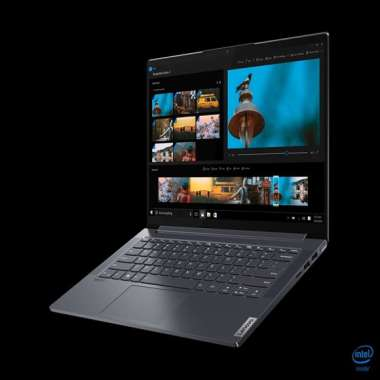 Jual Lenovo Yoga Slim 7 14iil05 36id Laptop Intel Core I7 1065g7 16gb Ddr4 1tb Ssd 14 Inch Fhd Win 10 Ohs 2019 Online Oktober 2020 Blibli Com