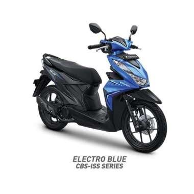 Bangka Belitung - Honda All New BeAT Sporty CBS ISS Sepeda Motor [VIN 2020]