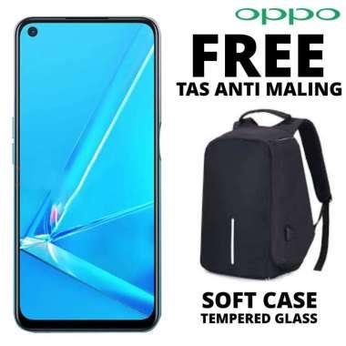 harga Oppo A92 6-128 GB Free Tas Anti Maling Ungu Blibli.com