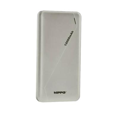 Hippo Othello Powerbank - Grey [12000 mAh/Simple Pack]