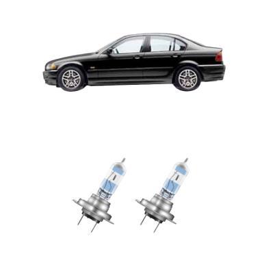 Osram NBU-H7 64210NBU Low Beam Lampu Mobil BMW 232i 2000 [12 V/55 W]