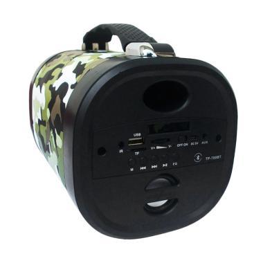 Advance TP-700BT Tentara Bluetooth Speaker - Hijau