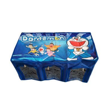 Jejo Doraemon Clothes Organizer Besar Rak Pakaian