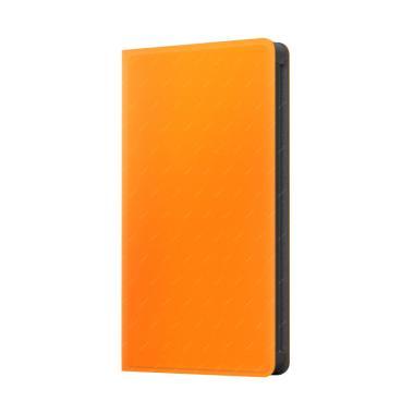 Nokia CP 637 Original Flip Cover Ca ... 30 or Lumia Icon - Orange