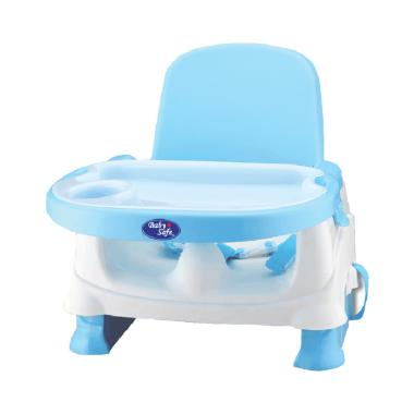 BabySafe BO01B Booster Seat Kursi Makan Bayi - Blue