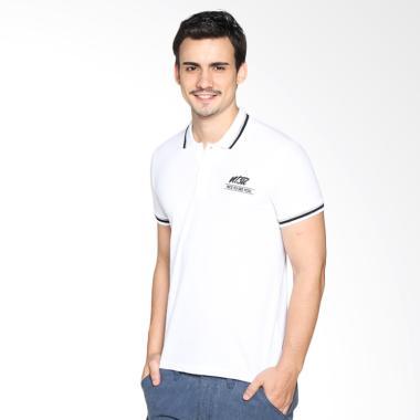 Nice To See yoU PSN-0004 Polo Shirt Pria