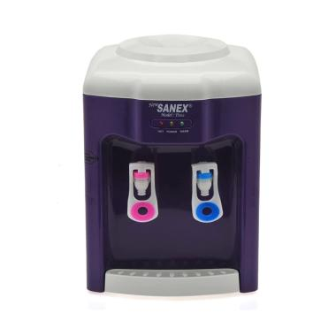 Sanex D102 Portable Dispenser - Ungu [Panas & Normal]