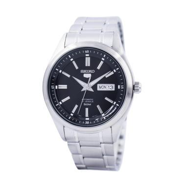 Seiko 5 Automatic SNKN89K1 Jam Tangan Pria - Silver