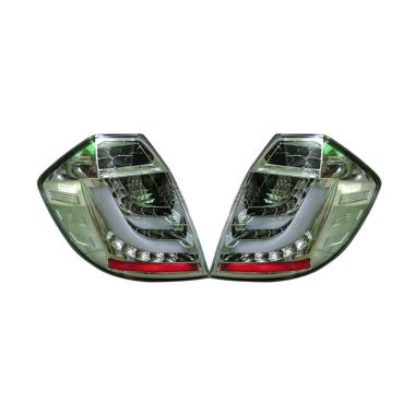 Sonar LED Bar Chrome Stop Lamp For All New Jazz Rs 2008-2013