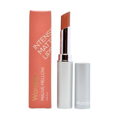 Wardah Intense Matte Lipstick - 05 Easy Brownie [2.5 g]