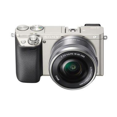 SONY Alfa 6000 Kamera Mirrorless - Silver