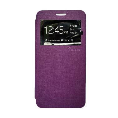 Case Samsung Galaxy J5 Prime Bumper Mirror Backcase Hardcase Casing Source · Galeno Flip Cover Casing for Samsung Galaxy Mega 5 8 Ungu