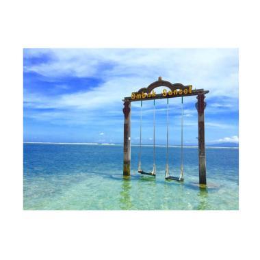 Adventnesia - Lombok 5D4N Paket Wisata [Honeymoon Tour]