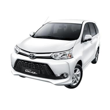 Toyota Grand New Avanza 1.3 Veloz Mobil - White