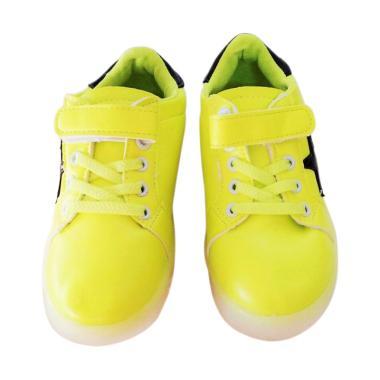 Yan Yu Yan Star LED Sepatu - Stabilo Green