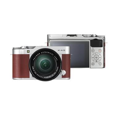 Fujifilm X-A3 Kit Lens 16-50mm Kame ... ( FREE Screen Terpasang )