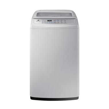 Samsung WA70H4000SG Mesin Cuci - White [7 kg/Top Loading]