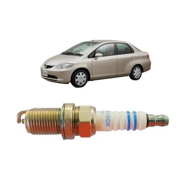 Bosch FR7DCX+ Busi for Mobil Honda City 1.5i CSI - White