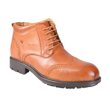 harga Jim Joker Casual Flem 1BA Sepatu Boot Pria - Camel Blibli.com