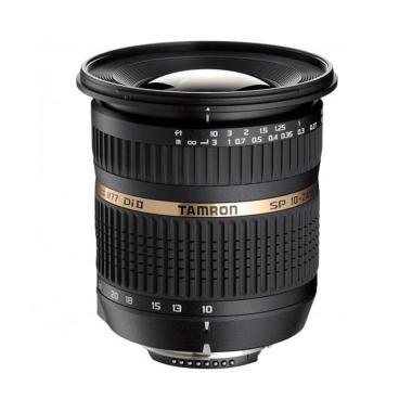 Tamron SP AF 10-24mm f/3.5-4.5 Di II for Canon - Resmi PT Halodata