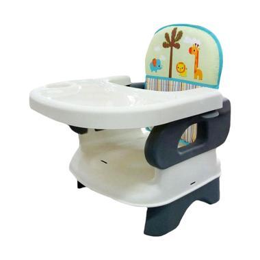 harga Pliko 7213/16 Folding Booster Seat Kursi Makan Bayi - Grey Blibli.com