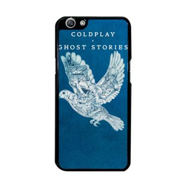 Acc Hp Coldplay Ghost Stories F0857 ... g for OPPO F1S A59 - Blue
