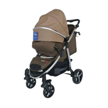 Babyelle Flix RS Reversible Seat Kereta Dorong Baby - Beige