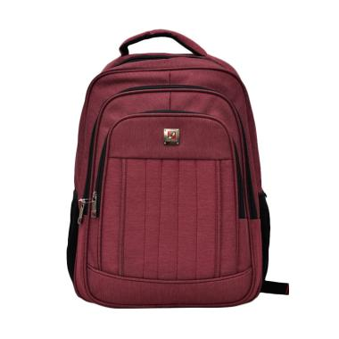 Polo Team 1022 Laptop Backpack - Merah