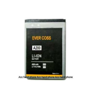 harga New Baterai Handphone Evercoss A200 Original Oem Diskon Blibli.com
