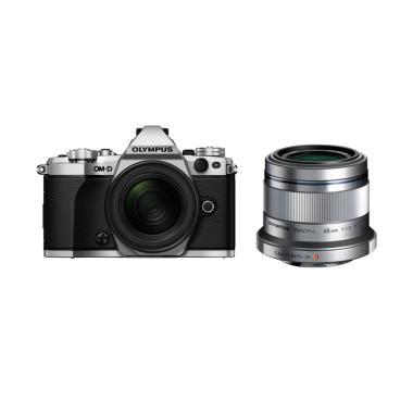 Olympus OMD EM5 MARK II Lens ED 12- ... Kamera Mirrorless - Siver