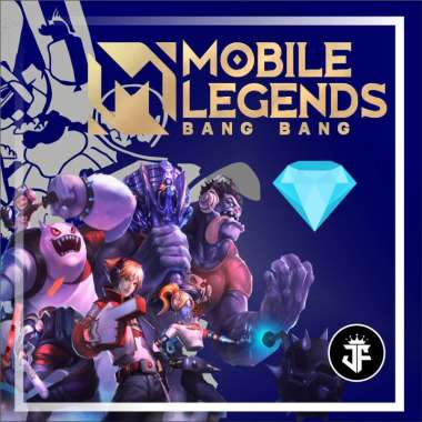 Jual Top Up Mobile Legends Online Terbaru Juni 2021   Blibli