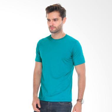 Neils Polos Bandung T-Shirt Pria - Heather Tosca
