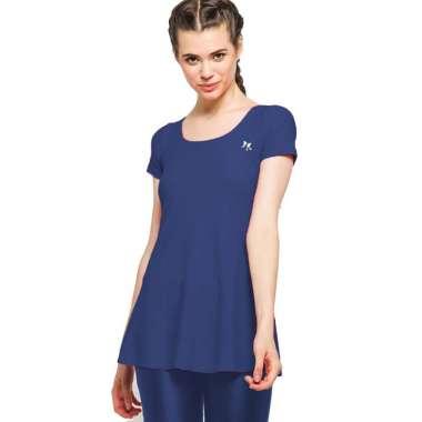 harga Lasona Swimsuit Baju Renang Rok Wanita TRDP-A2438J-L4 M Navy Navy Blibli.com