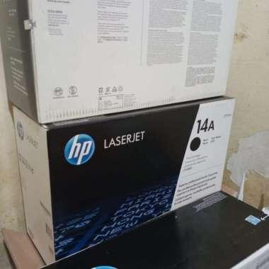 harga Toner HP LaserJet 14A Black CF214A Original Blibli.com