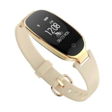 Xwatch S3 Smartband - Gold White