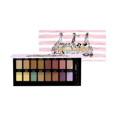 Ultima II Palet Eyeshadow - Fashion Passion [16 Warna]