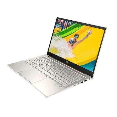 harga HP Pvilion 14-DV0513TX/DV0515TX (I5-1135G7/16GB/512GB SSD/MX450/WIN 10 + OHS 2019) Gold Blibli.com