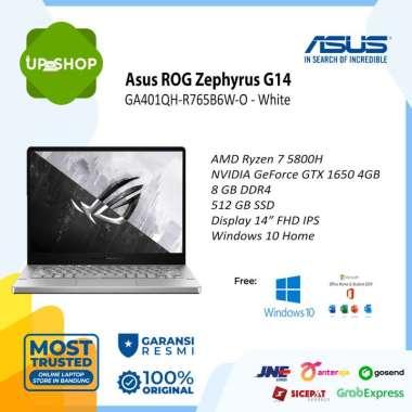 "harga Asus ROG Zephyrus G14 GA401QH-R765B6W-O - Gaming Laptop - [AMD Ryzenâ""¢ 7 5800H / 8GB DDR4 / 512GB SSD / 14"