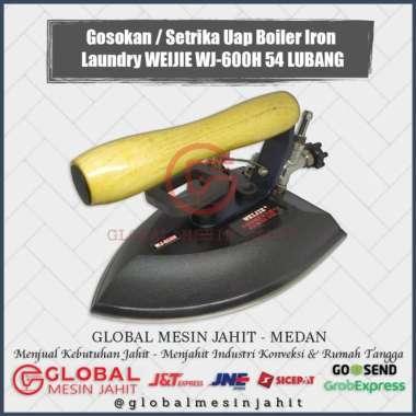 harga Gosokan Setrika Uap Boiler Iron Laundry Konveksi WEIJIE WJ-600H (54) Blibli.com