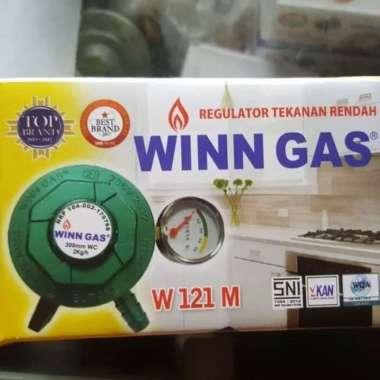 harga SPECIAL REGULATOR GAS TEKANAN RENDAH WINN GAS 121M Blibli.com